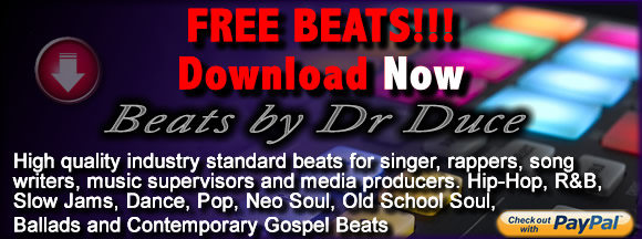 Free R&B Beats and Hip Hop Instrumentals